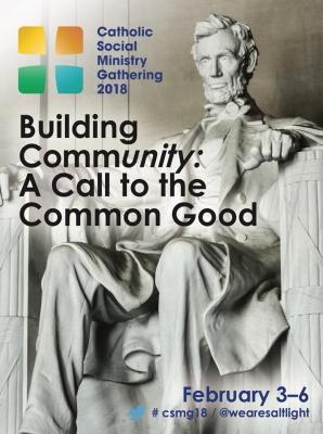 Catholic Social Gathering 2018 Poster