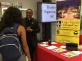Community Service Fair at CAU
