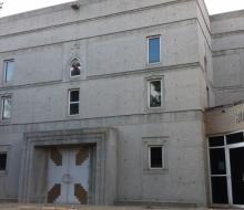 Lyke House Chapel (Outside)