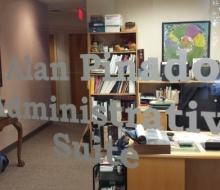 Alan Pinado Administrative Suite