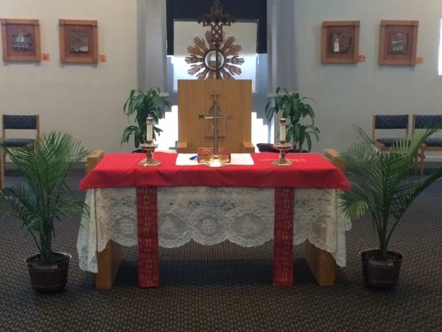 Holy Week Reflection