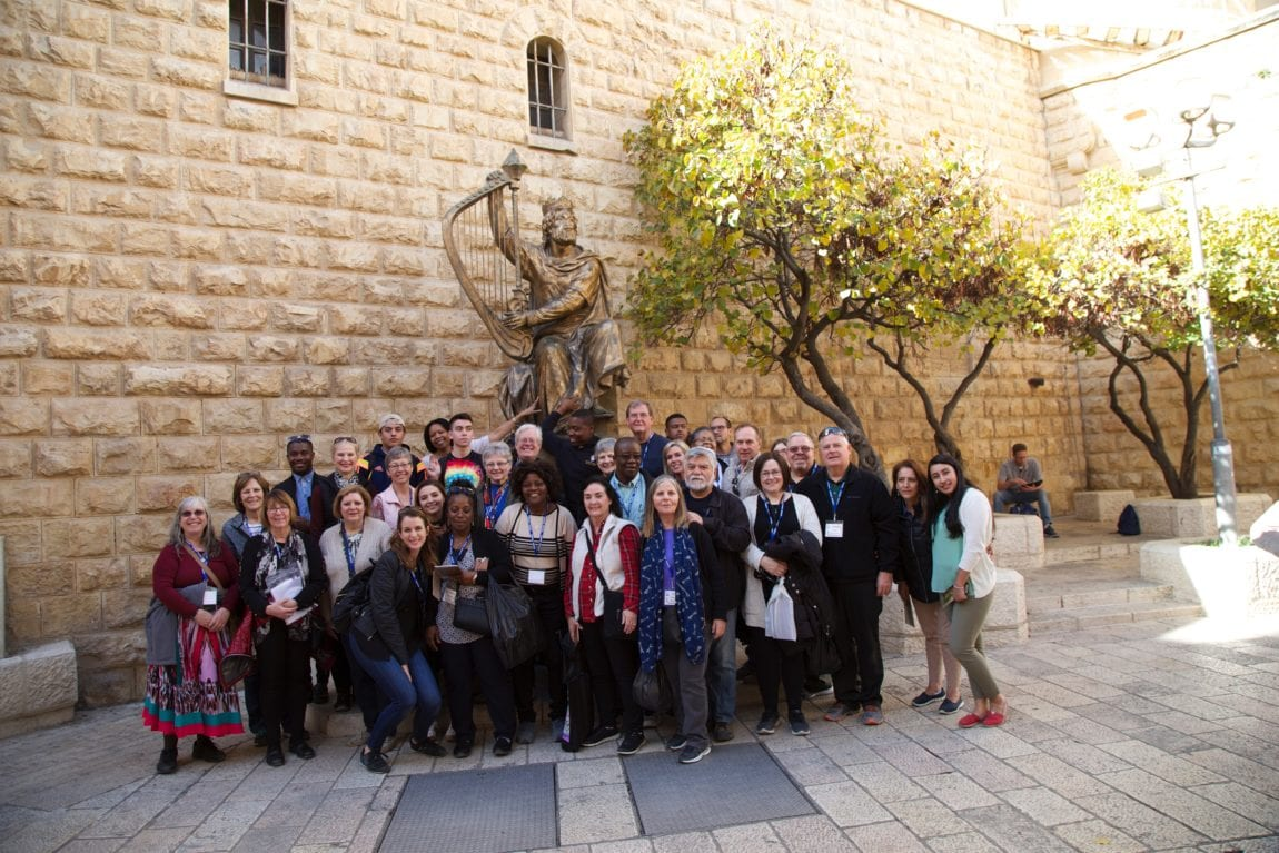 Pilgrimage to the Holy Land & Rome