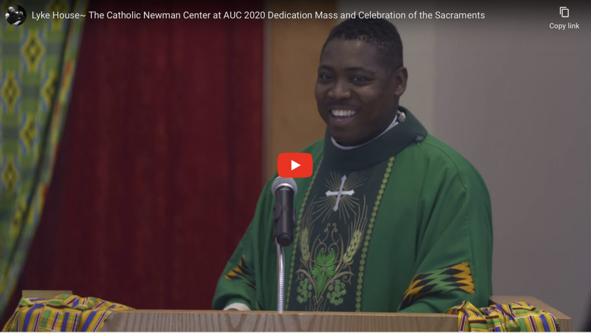 Dedication Mass and Sacrament of Confirmation |Highlights